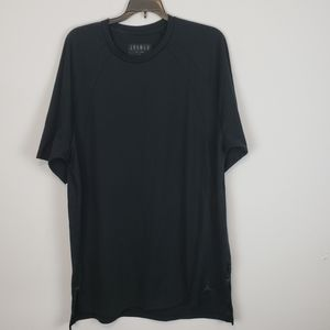 Jordan XL black tee shirt